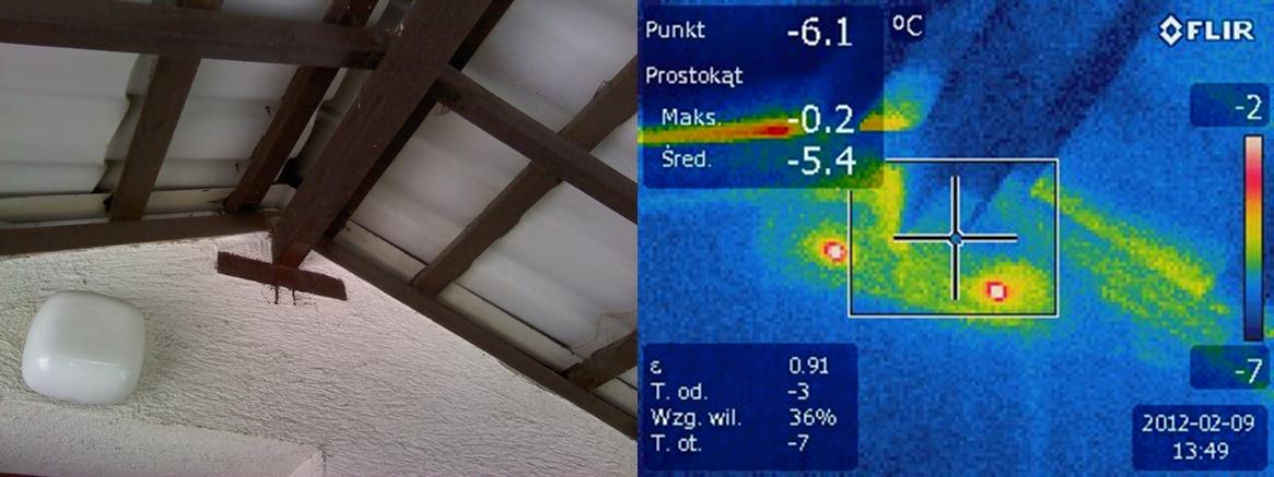 badanie kamerą termowizyjna poznań